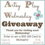 Michaels Gift Card Giveaway