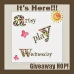 Artsy Play Wednesday Giveaway Hop