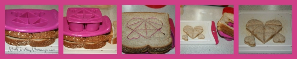 FunBites Sandwich Cutters