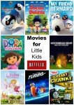 Netflix Movies for Little Kids