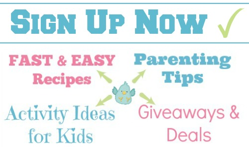 Sign Up Now Newsletter