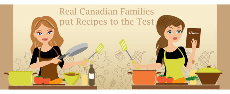 Canadian Moms Cook