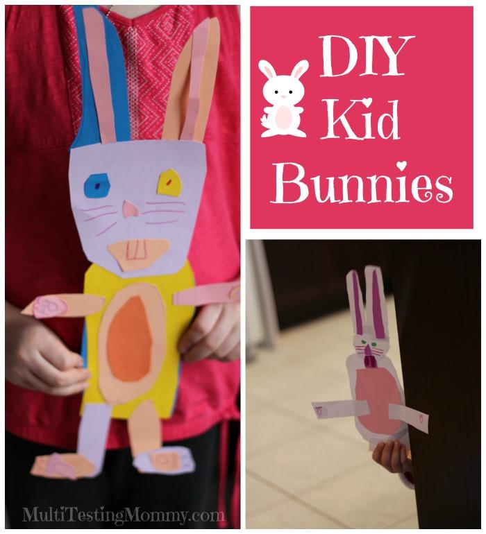 DIY Kid Bunnies