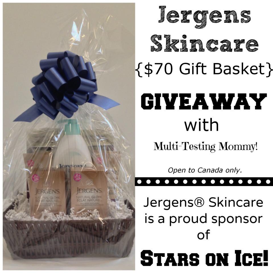 Jergens Canada Gift Basket