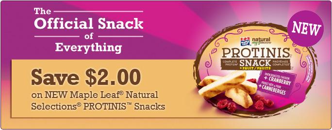 #PROTINIS coupon