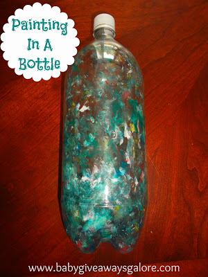 Painting in a Bottle