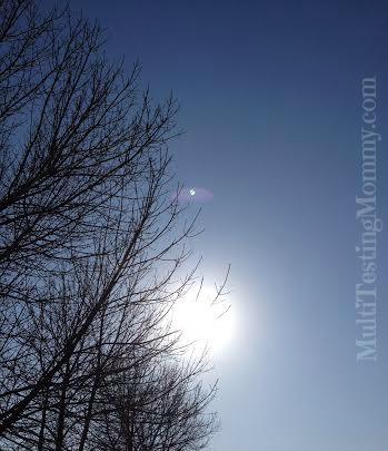 Spring Sky photo