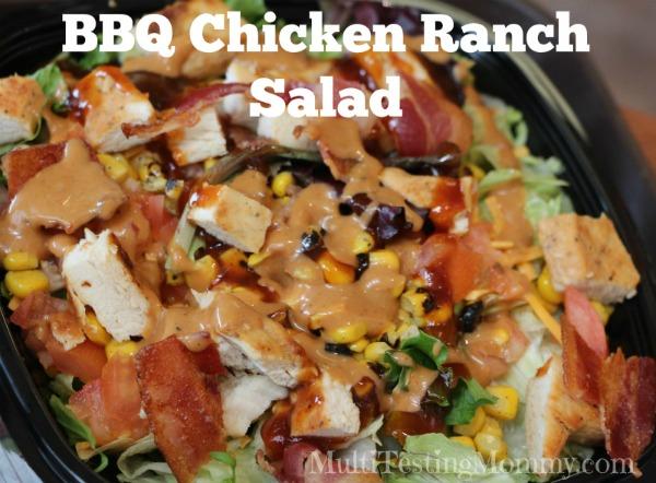 Wendy's Salad