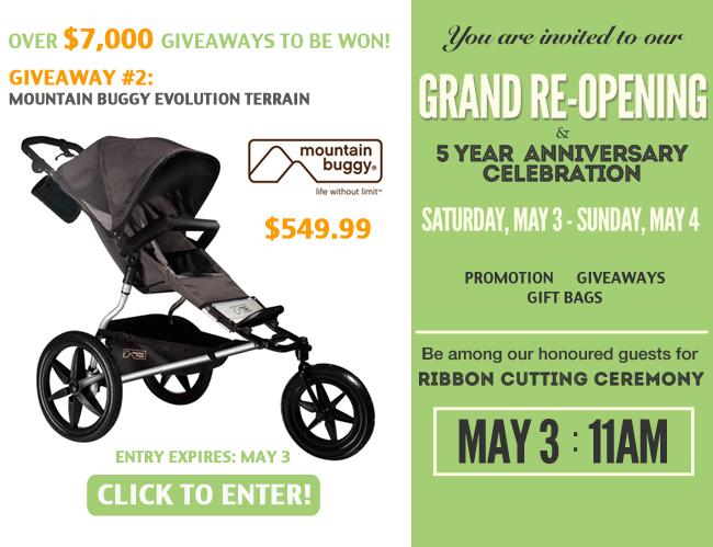 active baby giveaway