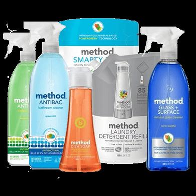 Method Cleaning Bundle