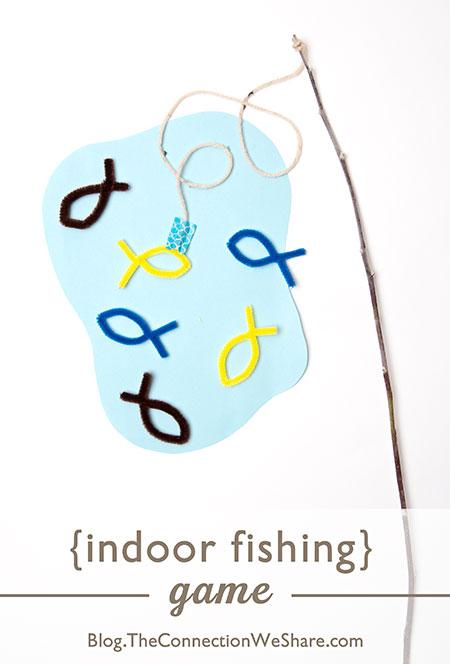 indoor fishing game