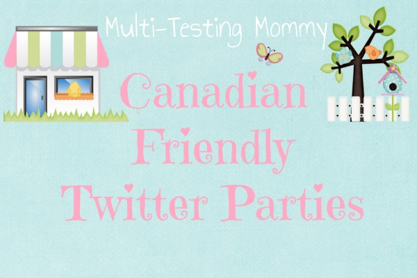 Canadian Friendly Twitter Parties