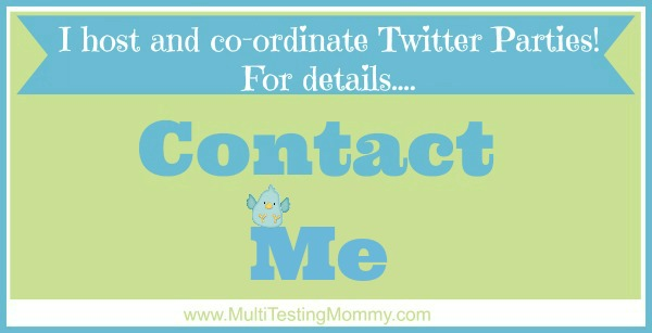 Contact Me Twitter Party