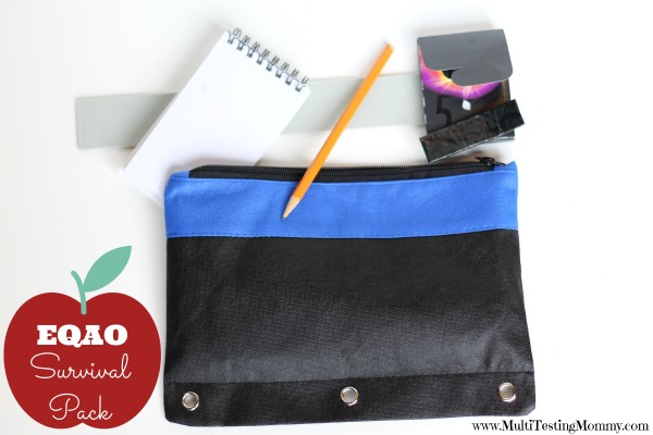 EQAO Survival Pack