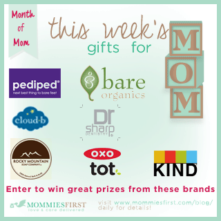 MommiesFirst Month of Mom Week 1