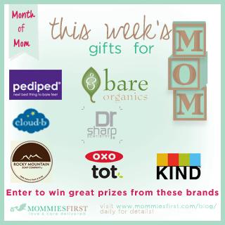 MommiesFirst Month of Mom Week 1