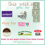 MommiesFirst Week 2 Giveaway