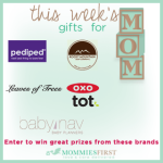 Month of Mom Week 3 Giveaway