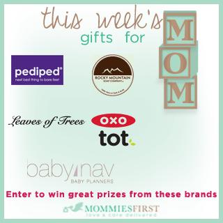 Month of Mom Week 3 Giveaway