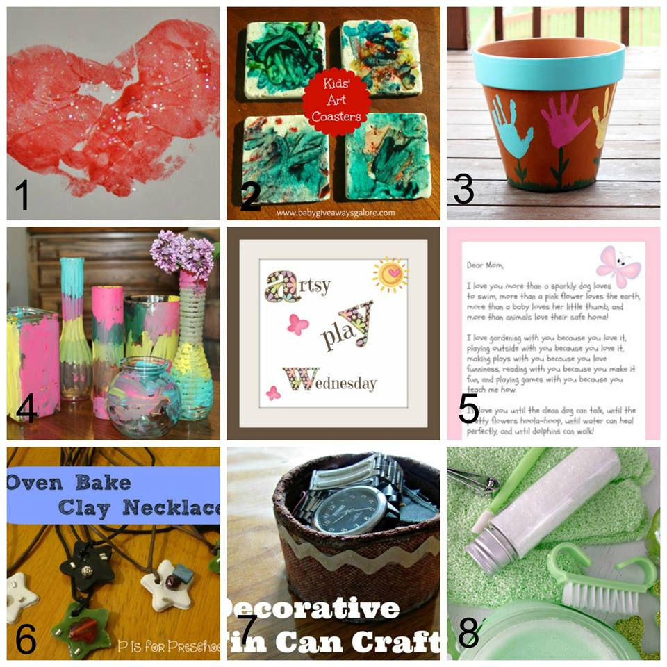 Mother S Day Crafts And Activities