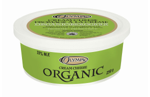 Olympic Dairy Organic Cream Cheese
