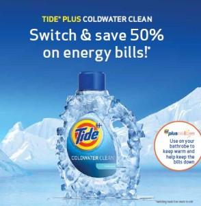 Tide Plus Coldwater