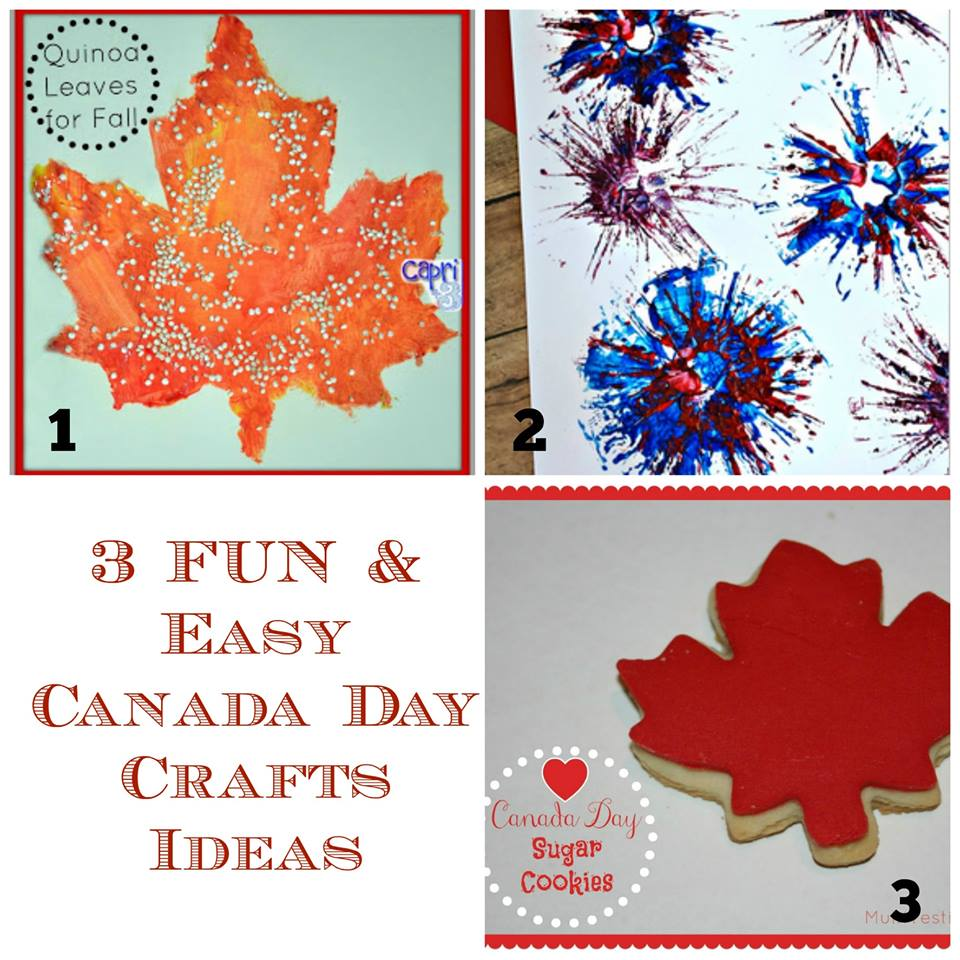 Canada Day Activities Kids Artsyplay Linky on Art Worksheets
