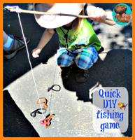 DIY fishing game