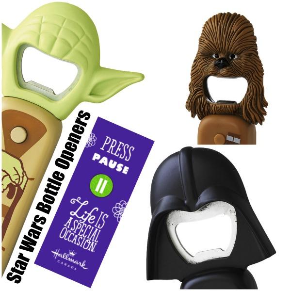 Star Wars Bottle Opener Collage
