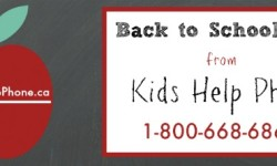 Back to School Tips from Kids Help Phone