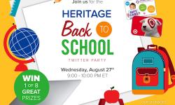 Heritage-Back2School-TwitterParty