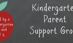 Kindergarten Parent Support Group
