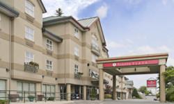 Ramada Plaza Abbotsford Hotel & Conference Center - Exterior