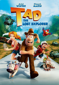 TAD the Lost Explorer