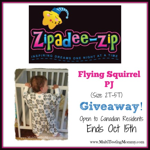 d933d2f75 The Flying Squirrel Sleep Miracle from ZipadeeZip