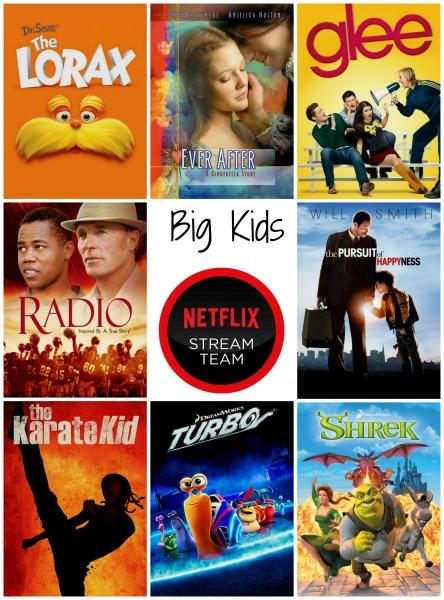 Netflix October Big Kid