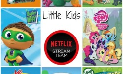 Netflix October Little Kid