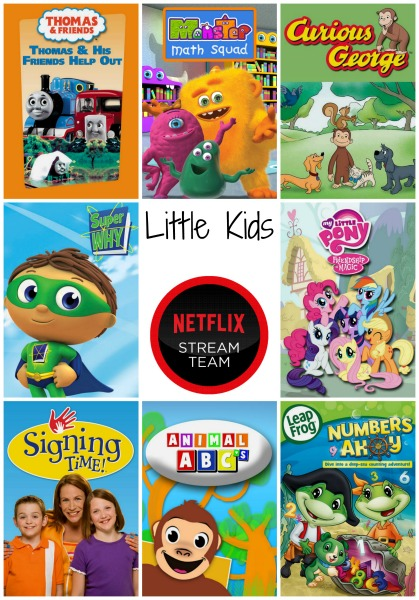 Netflix October Little Kid