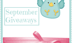September Giveaways
