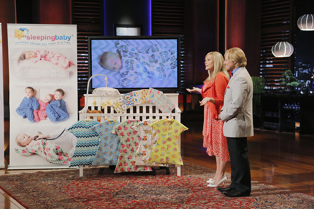 The Founders Of Zipadee Zip Will Be On Shark Tank Tonight September 26th At 8pm Est