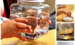 Calming Jars with Water Beads Canada
