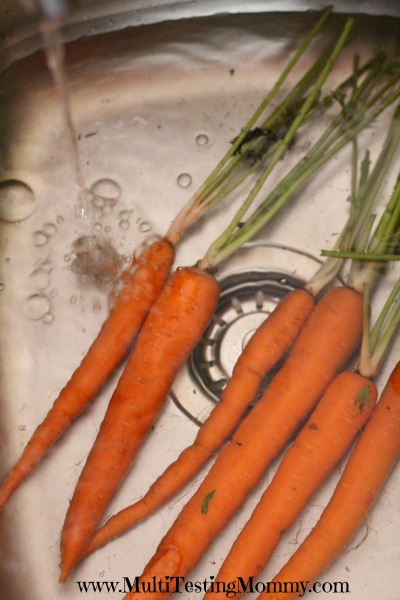 Creamy Carrot Ginger Soup 2