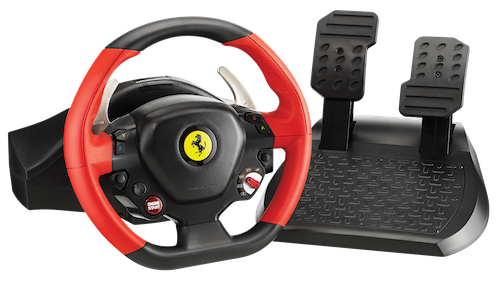 Thrustmaster Ferrari Wheel