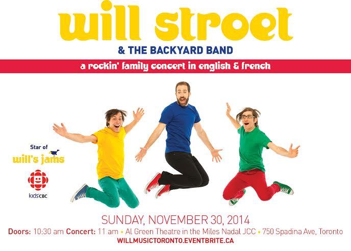 Will Stroet 2014 Toronto Show