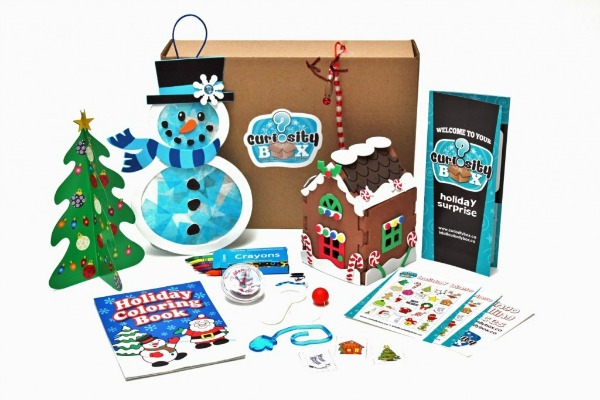 Holiday Surprise a subscription box for kids