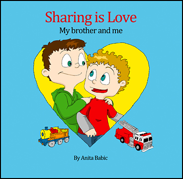 Book about sharing