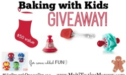 Baking with Kids Giveaway