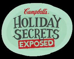 Campbells Holiday Secrets Logo