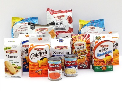 Campbell's Holiday Secrets prize pack