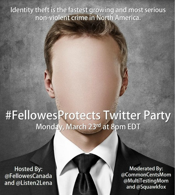 Fellowes Protects Twitter Party